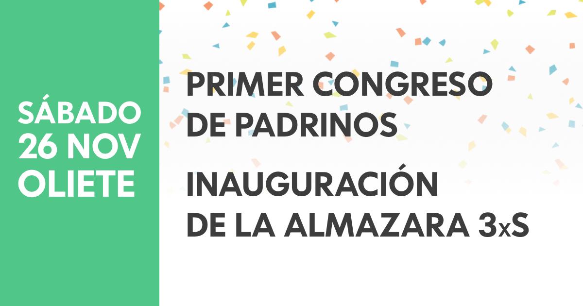 Primer Congreso de Padrinos
