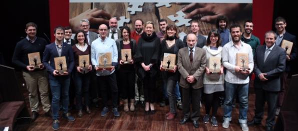 Imagen destacada del I Premio Aragonés de Emprendimiento Social