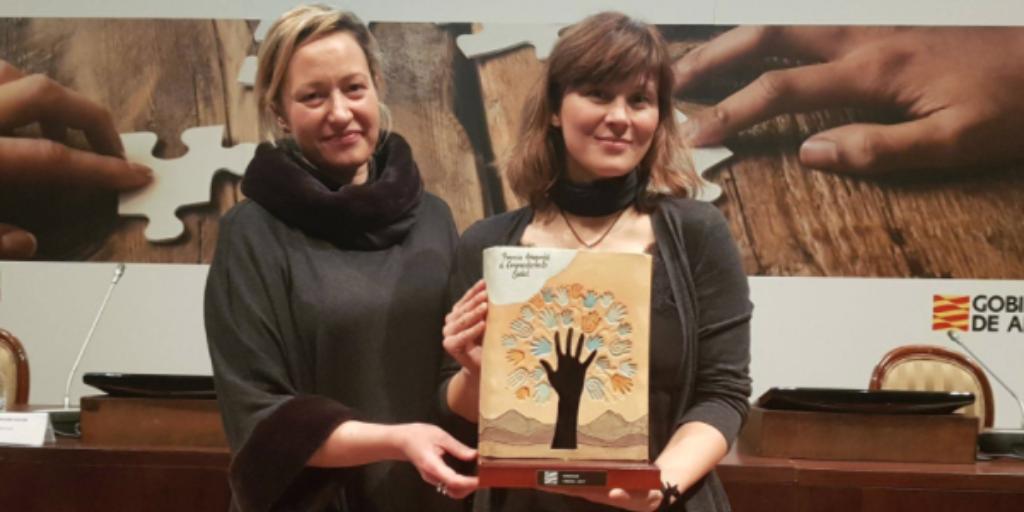 Imagen destacada del I Premio Aragonés al Emprendimiento Social