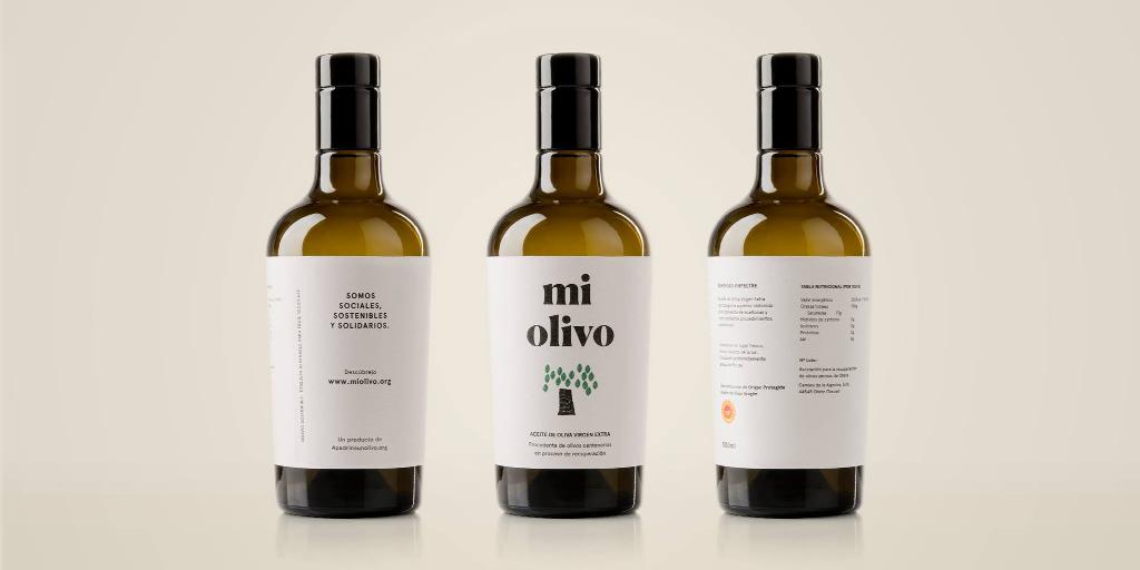 imagen de las botellas miolivo.org