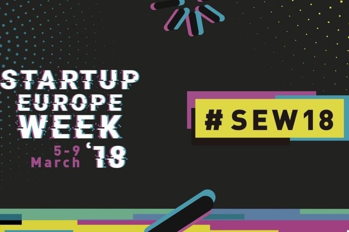 Imagen destacada del Startup Europe Week 18