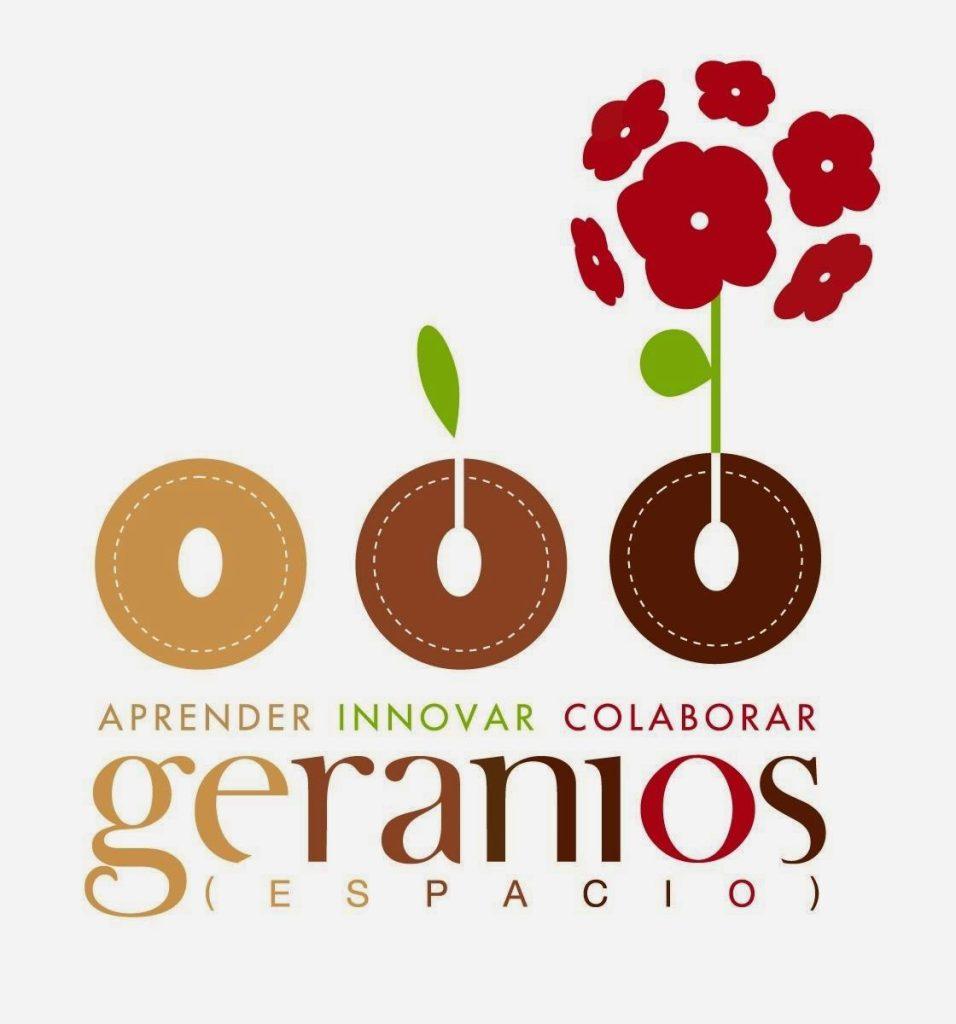 Logotipo de la empresa Espacio Geranios