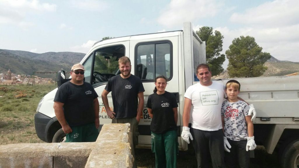 Imagen de Actividades de voluntariado
