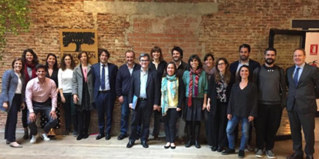 Imagen destacada del artículo: Somos parte del Programa Talento Solidario de la Fundación Botín