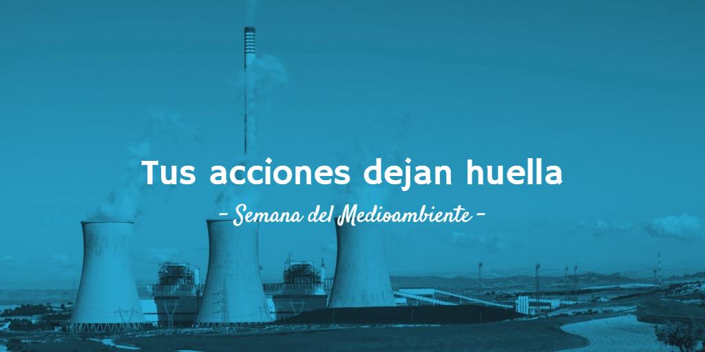 Imagen de la Semana del Día Mundial del Medioambiente