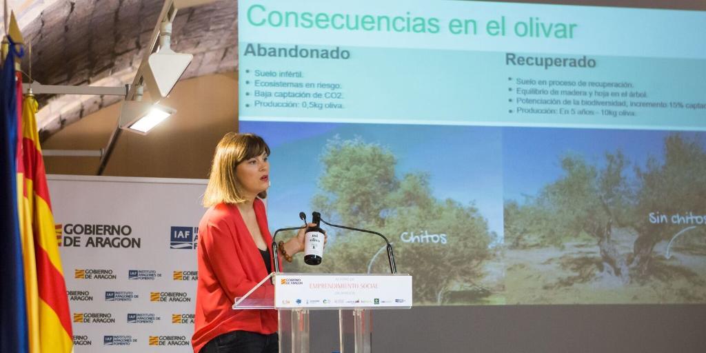Imagen destacada del IV Foro de Emprendimiento Social en Aragón