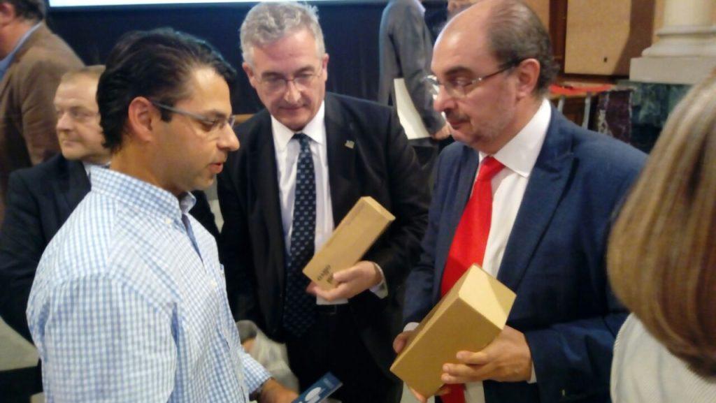 Imagen de los Premios Medio Ambiente Aragón