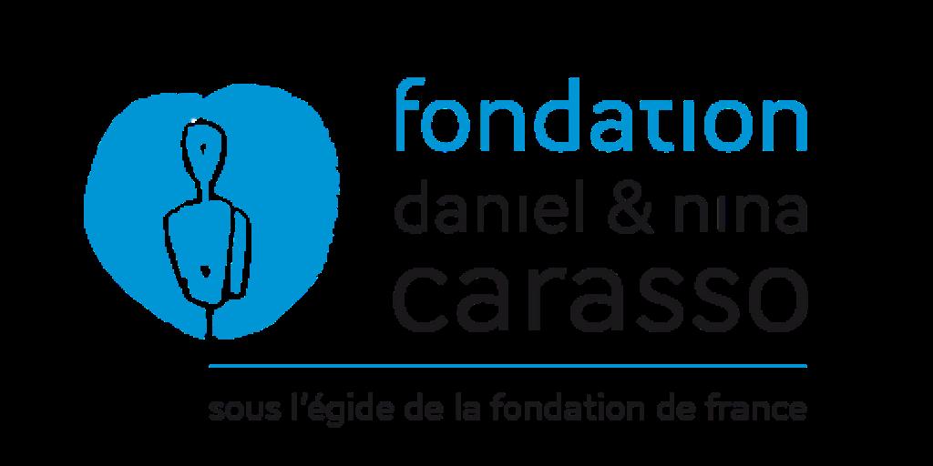Logo de la Fondation Daniel & Nina Carasso