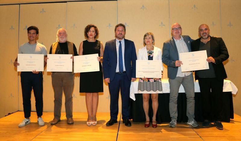 Gala de los Premios Anuales de Gastronomía
