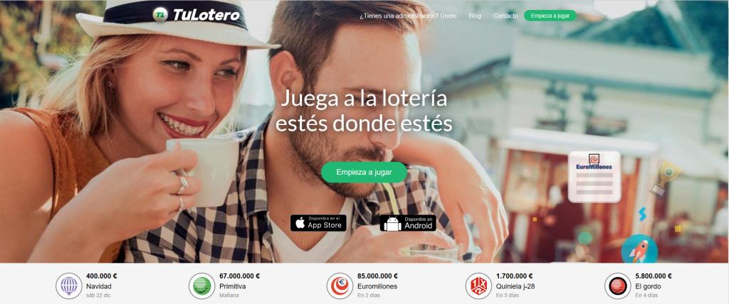 Imagen de portada de TuLotero