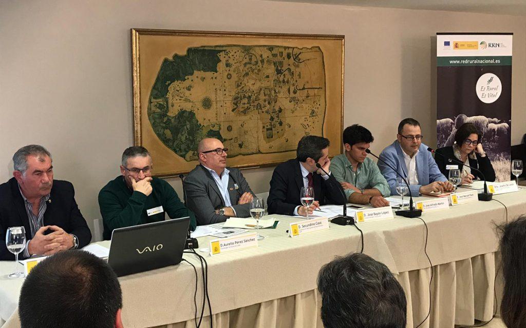 """Mesa de debate """"El territorio, oportunidad de innovación y cambio productivo"""""""
