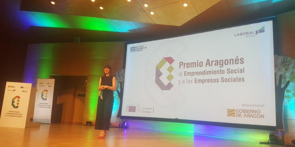imagen artículo II Premio Aragonés al Emprendimiento Social y a las Empresas Sociales