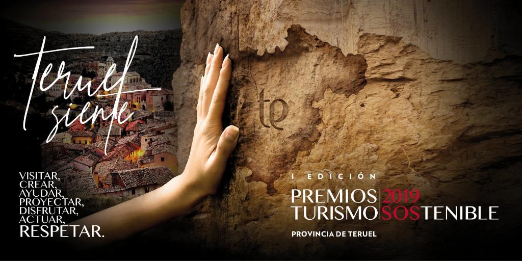 """imagen del artículo I Premio de Turismo Sostenible """"Teruel Siente"""""""