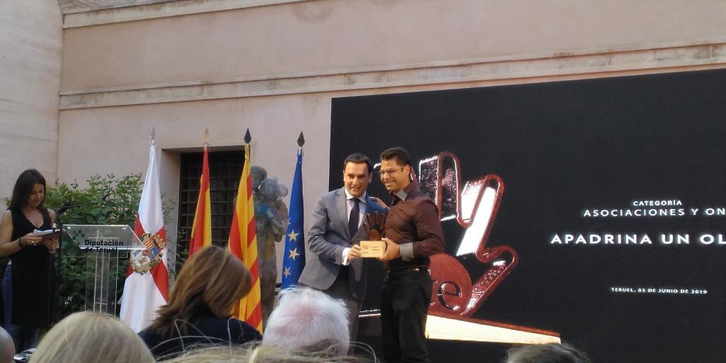 Premio Teruel Siente